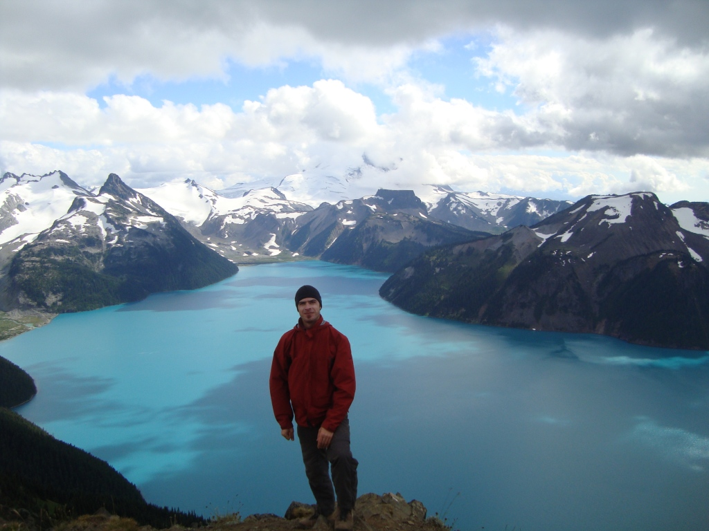 Hike to Garibaldi Lake, BC, Canada, July 2012